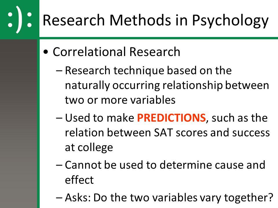 Correlation and Strength
