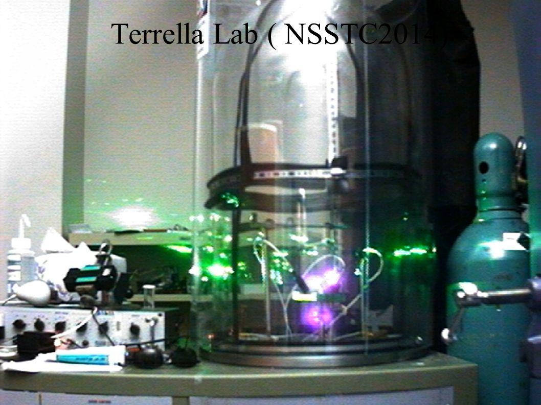 Terrella Lab ( NSSTC2014)