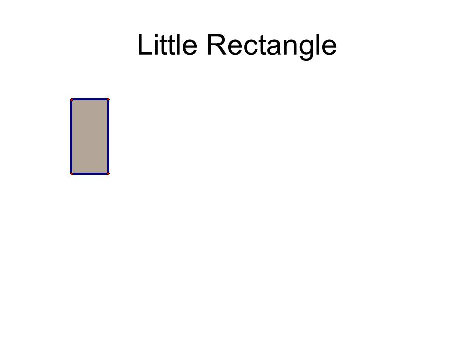 Little Rectangle