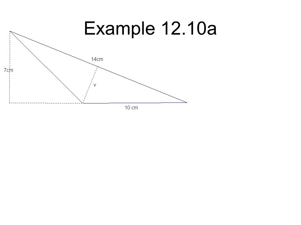 Example 12.10a