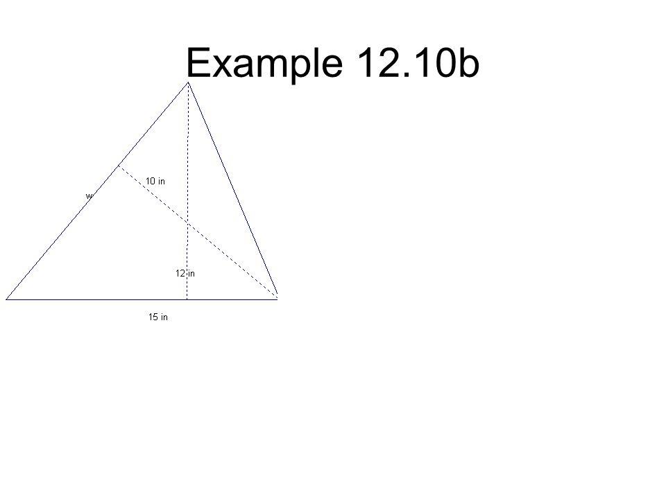 Example 12.10b