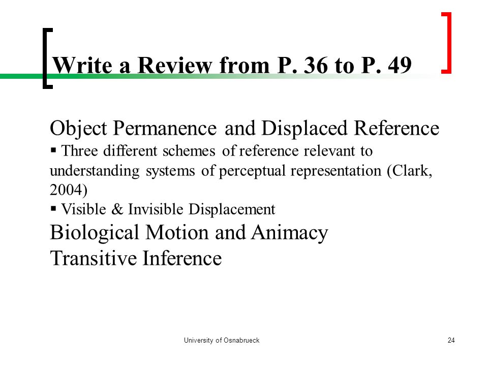 Write a Review from P.36 to P.