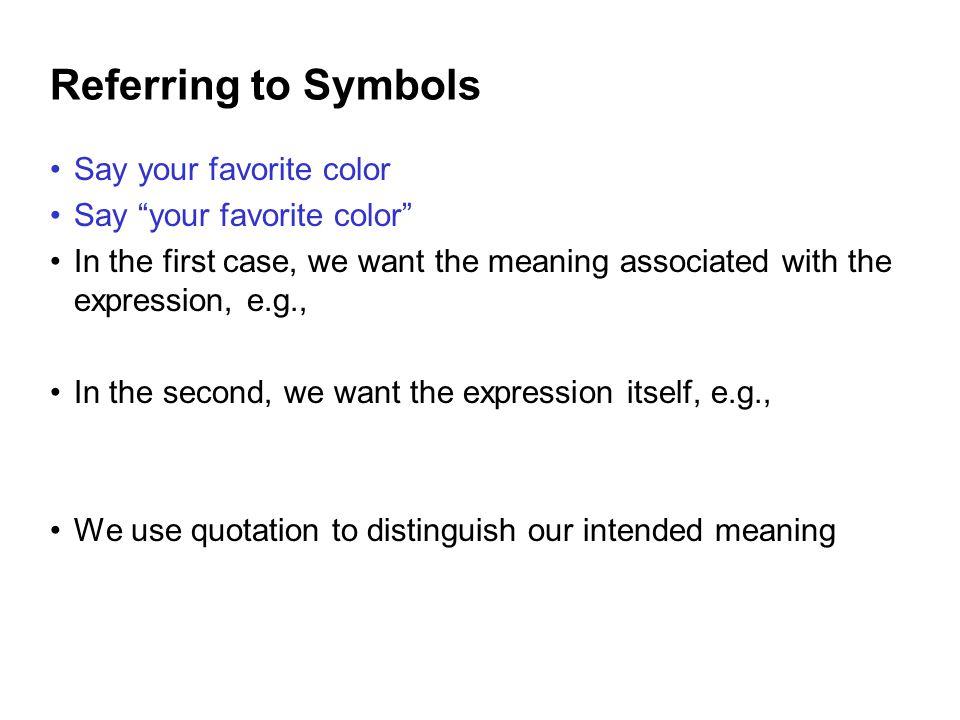 But wait… Clues about guts of Scheme (pair.(quote (+ 2 3))) ;Value: #t (pair.