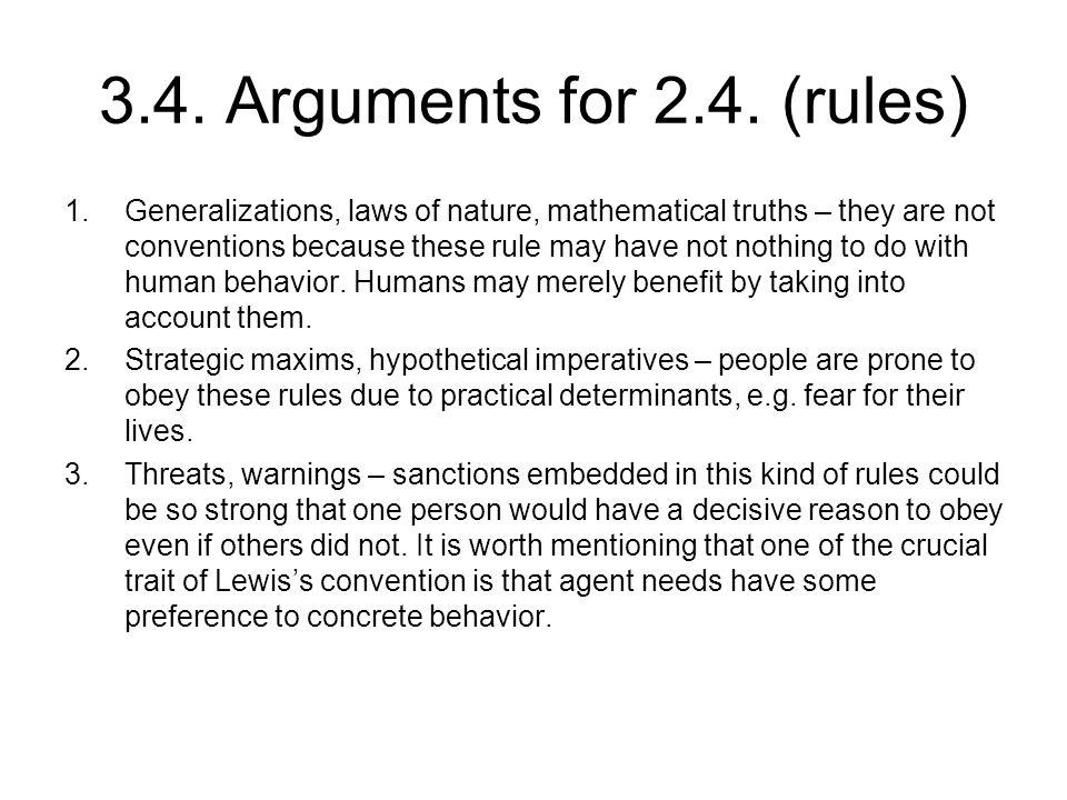 3.4. Arguments for 2.4.