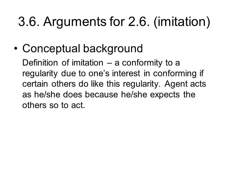 3.6. Arguments for 2.6.