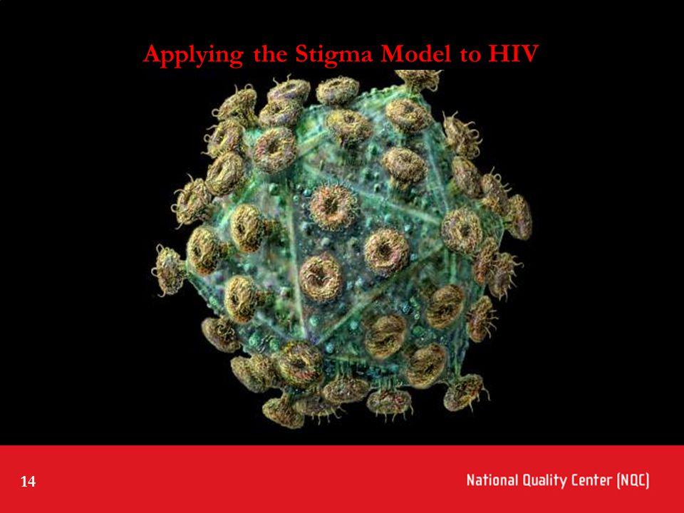 14 Applying the Stigma Model to HIV