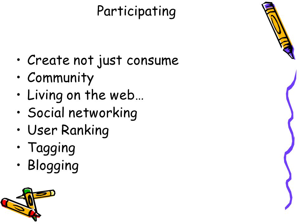 Tagging example Flickr.com