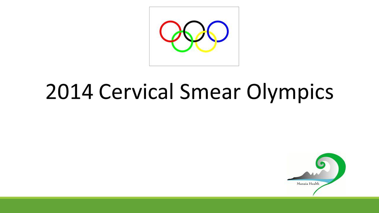 2014 Cervical Smear Olympics