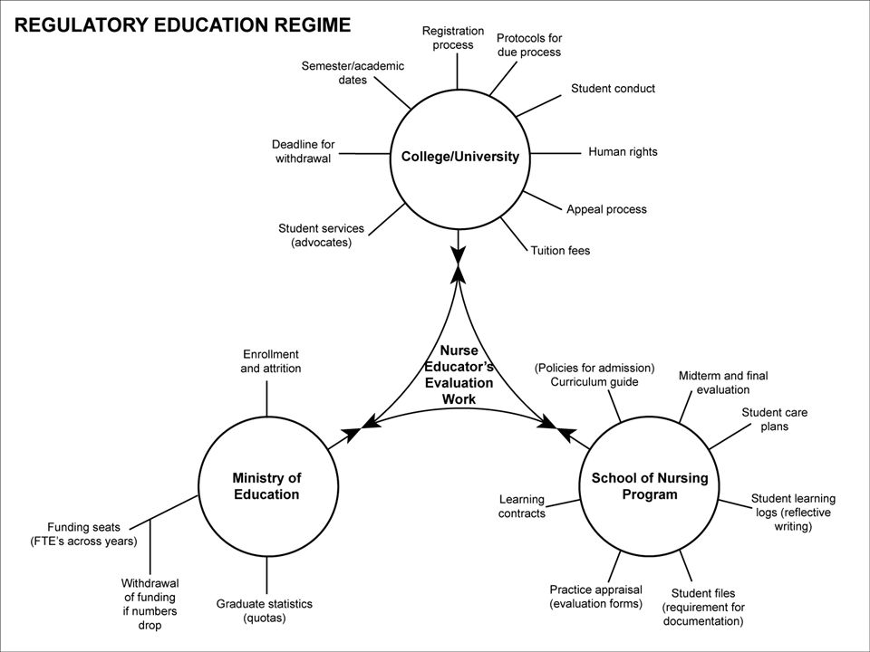 Regulatory Education Regime