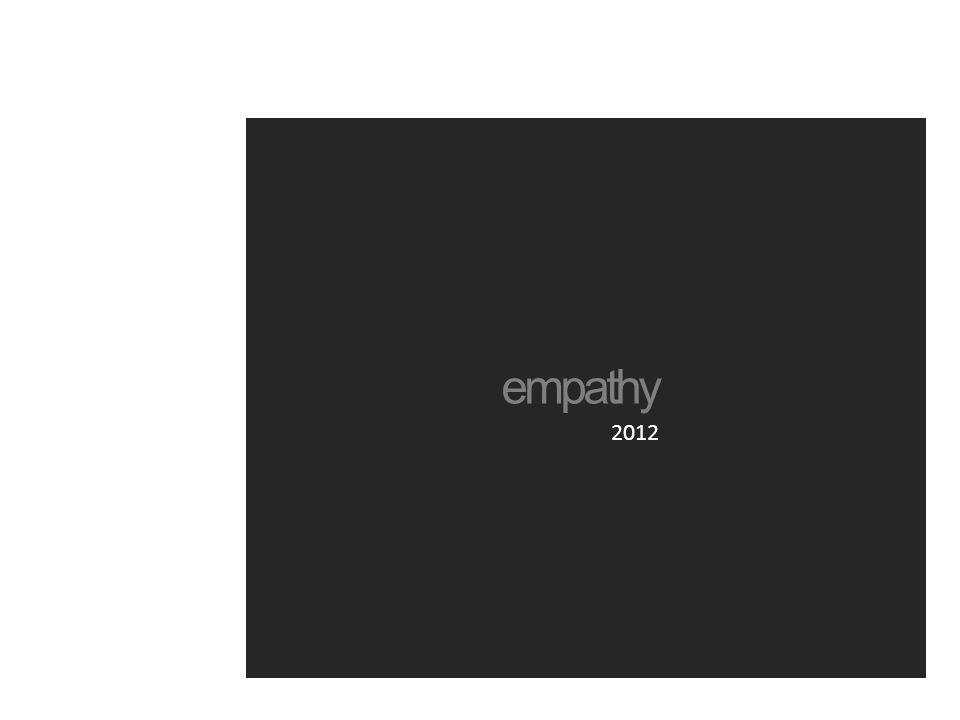 empathy 2012