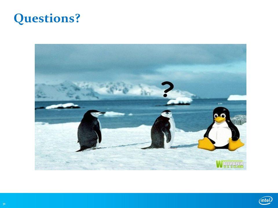 Questions 31