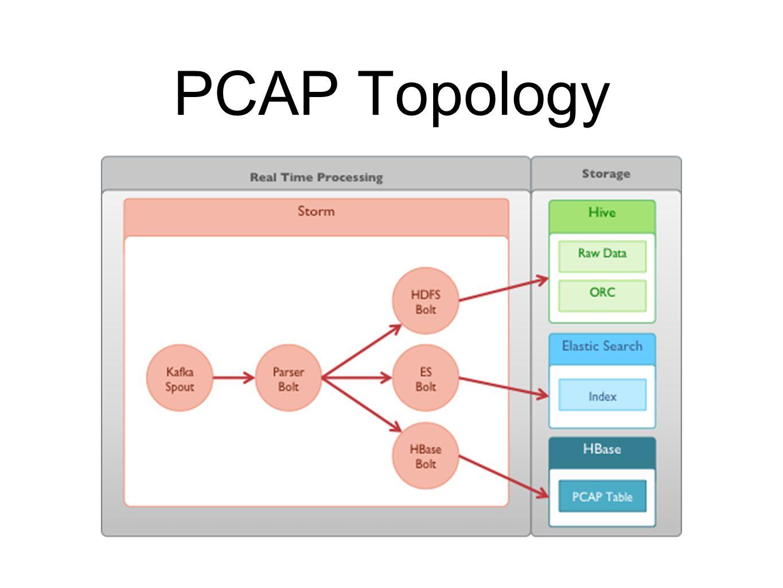 PCAP Topology