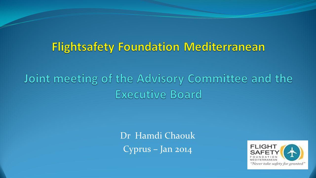 Dr Hamdi Chaouk Cyprus – Jan 2014