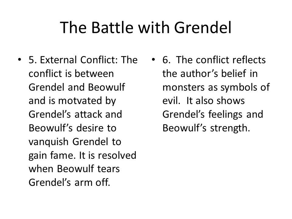 Need help with Grendel homework?