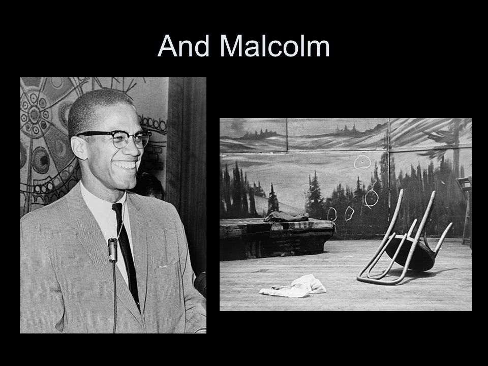 And Malcolm