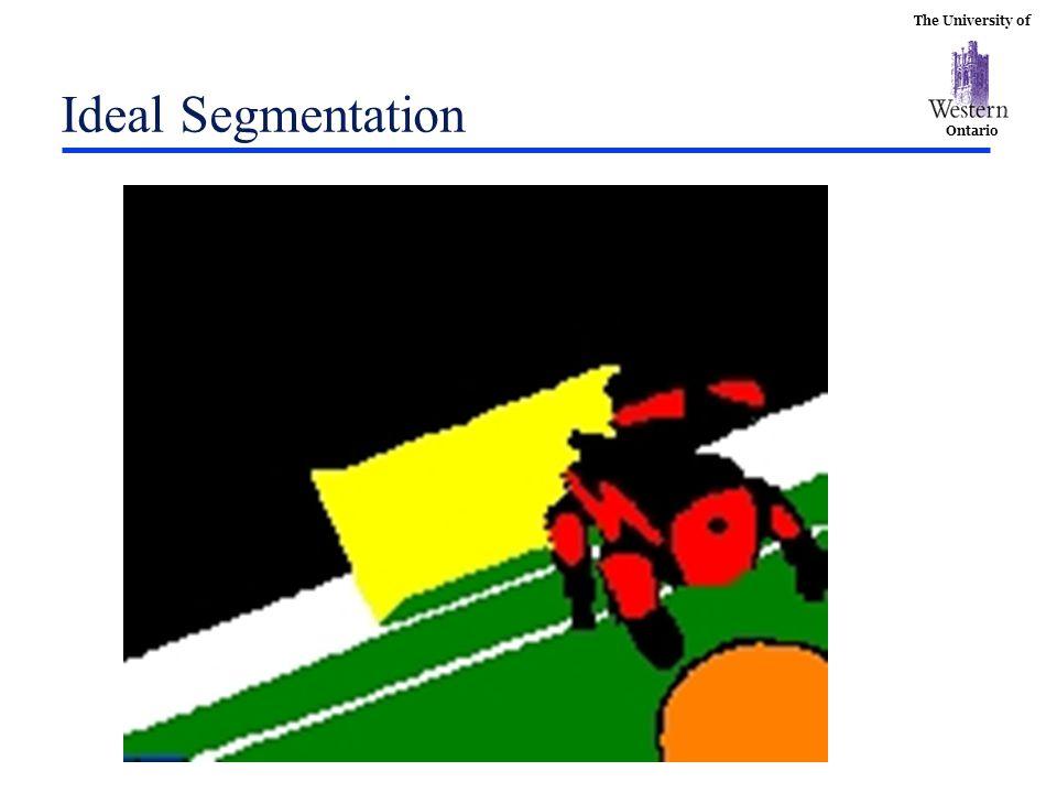 The University of Ontario Ideal Segmentation