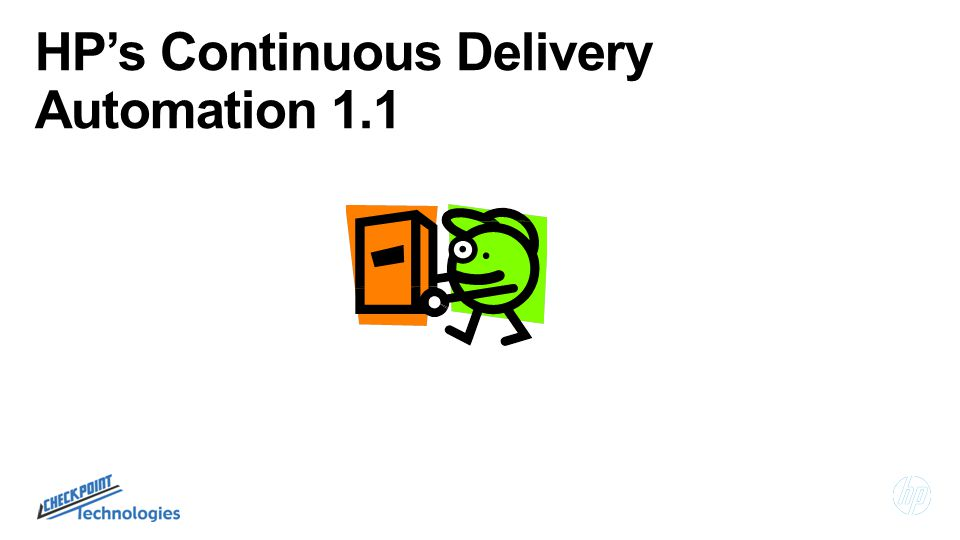 What is HP's Continuous Automation Delivery (CDA) 1.1.