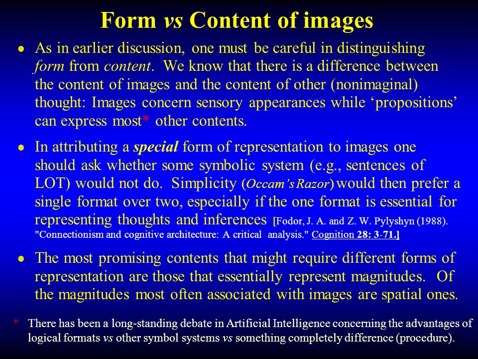 What is assumed in imagist explanations of mental scanning.