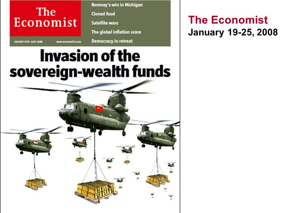 The Economist January 19-25, 2008