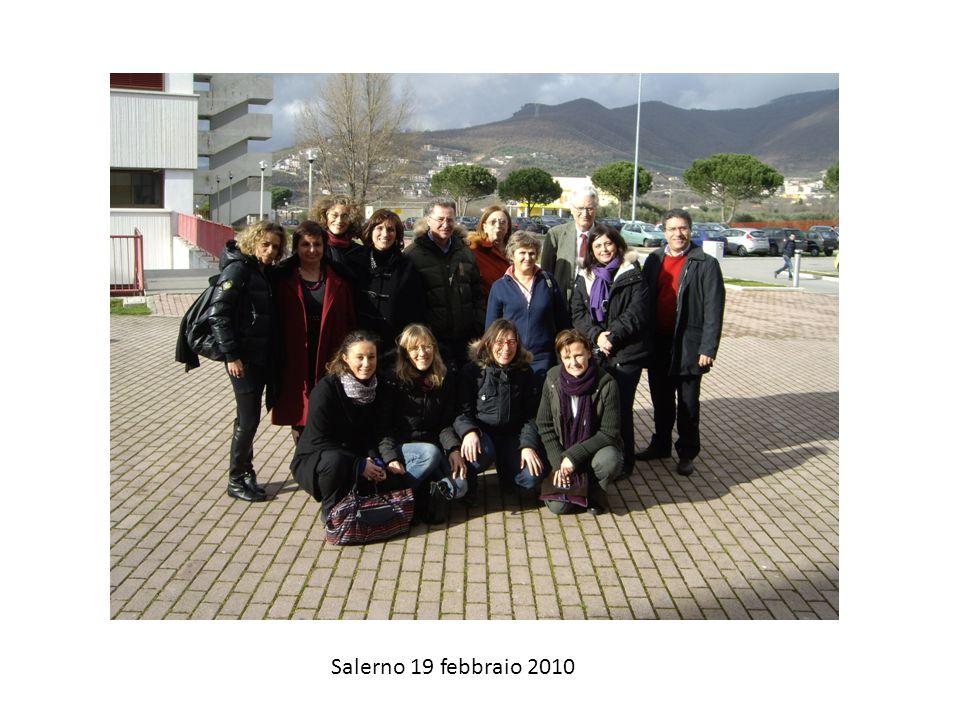 Salerno 19 febbraio 2010