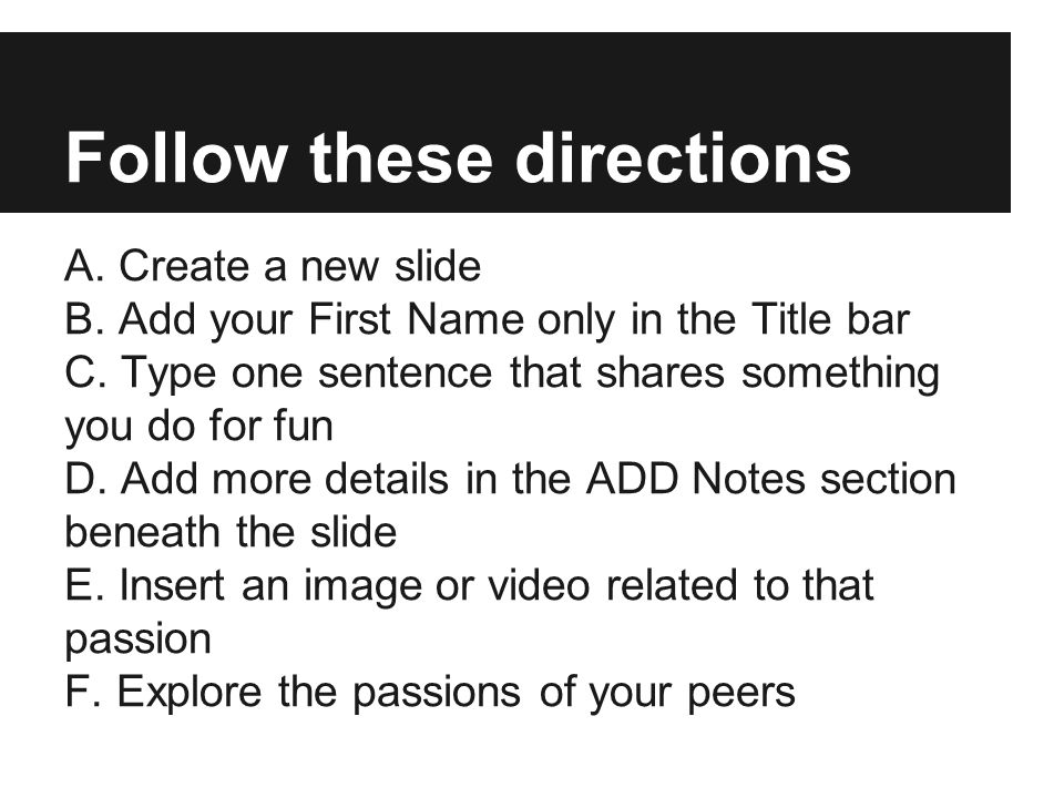 How to Insert Images How to Add an Image to a Slide