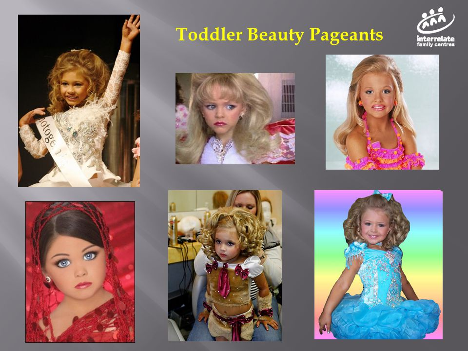 Toddler Beauty Pageants