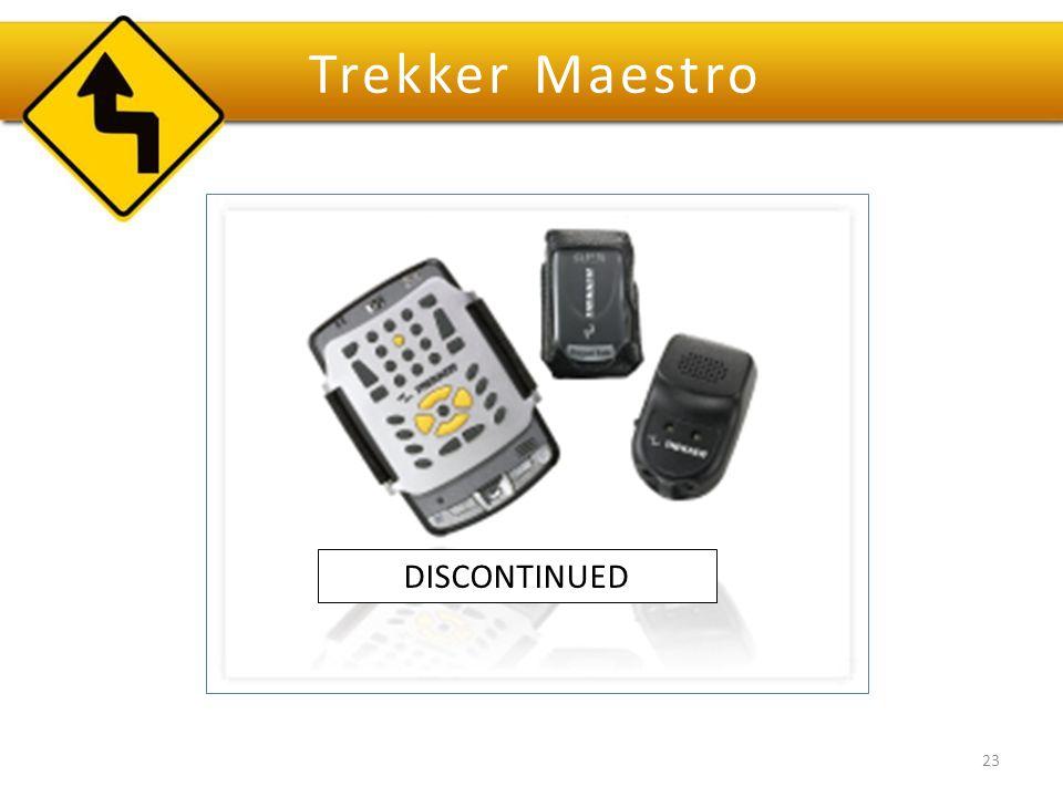 DISCONTINUED Trekker Maestro 23