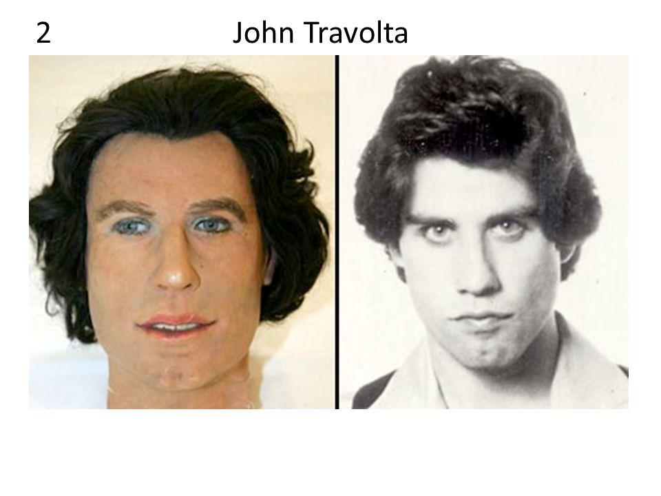 2John Travolta