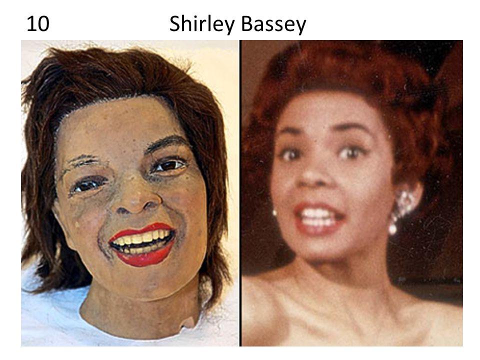 10Shirley Bassey