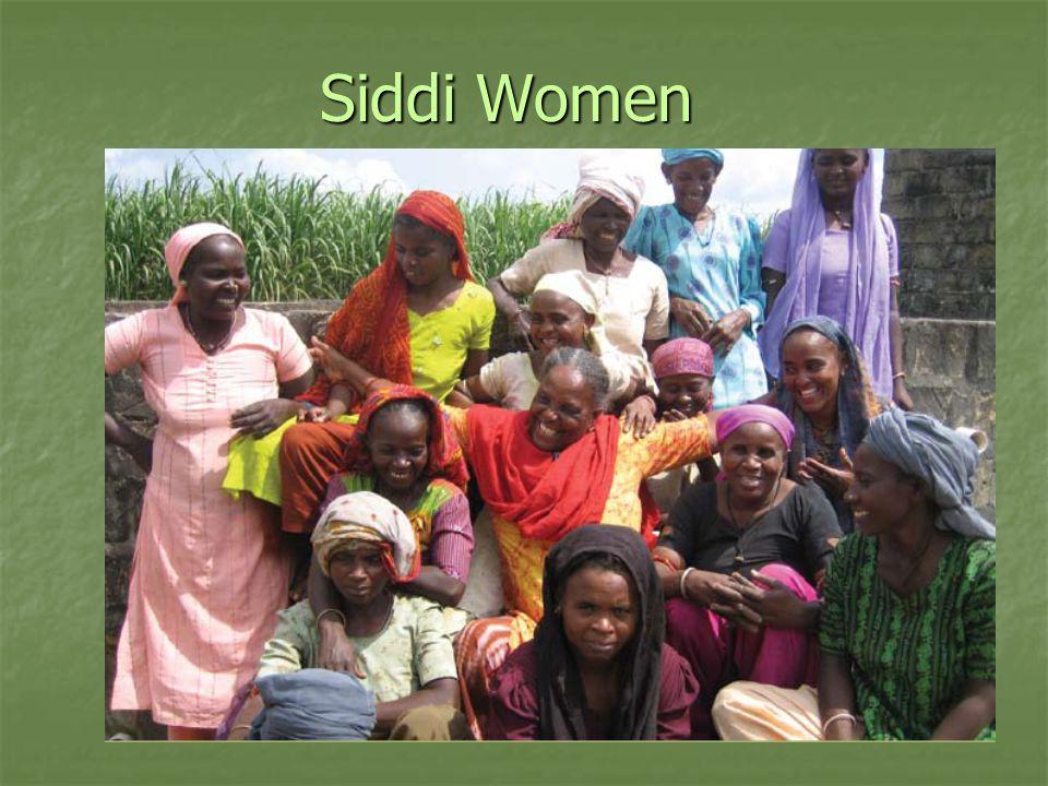 Siddi Women