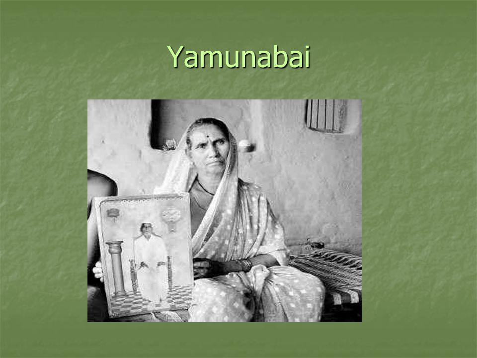 Yamunabai