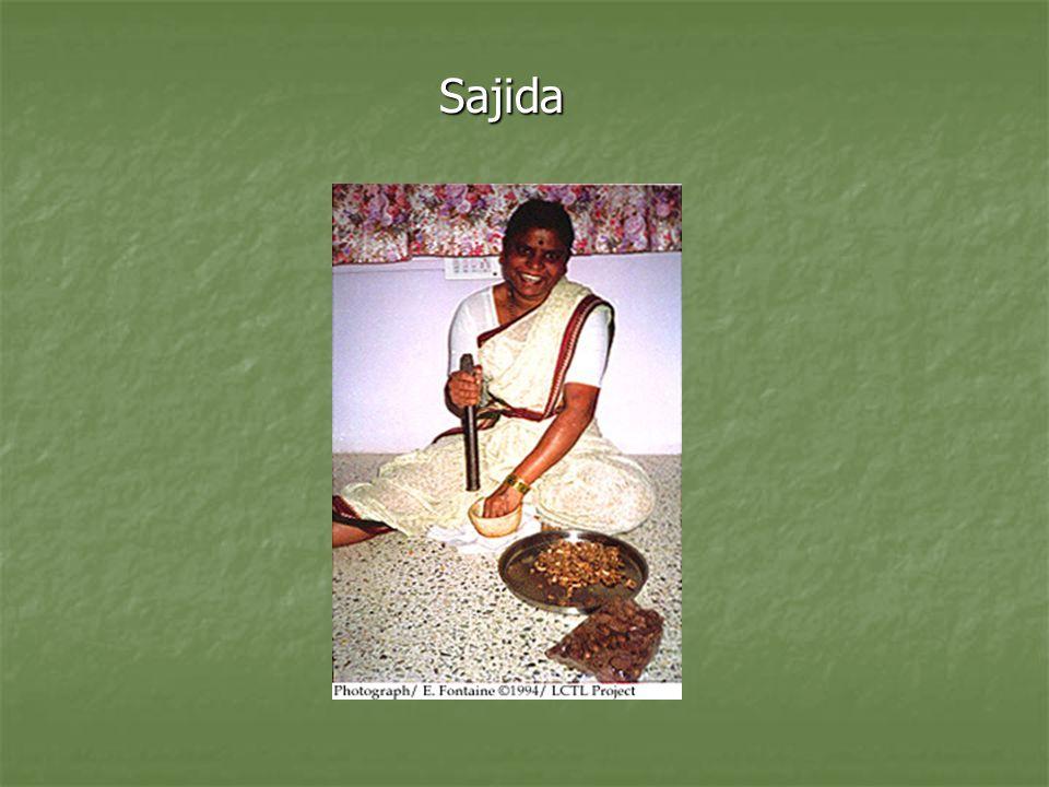 Sajida
