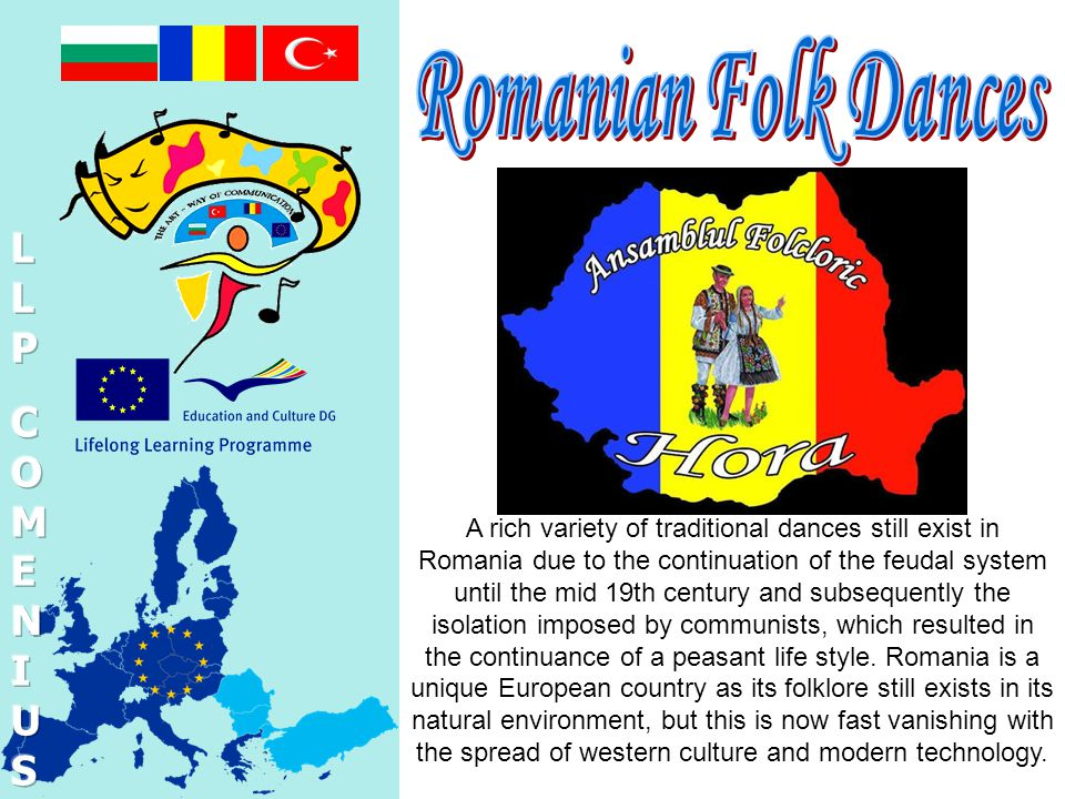To introduce to a wider audience the beauty of Romanian folklore, larger orchestras were formed - commonly called ensembles of folk music - comprised of many instrumentalists with advanced musical studies, under the direction of conductors specialized in this musical genre.