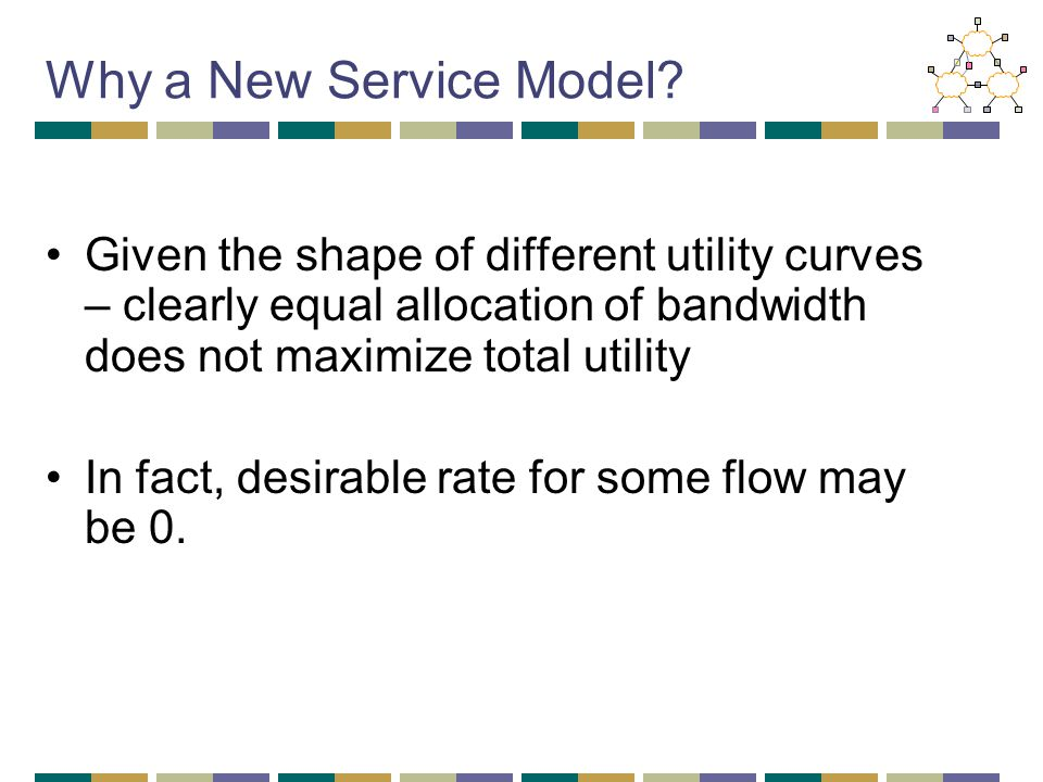 Why a New Service Model.