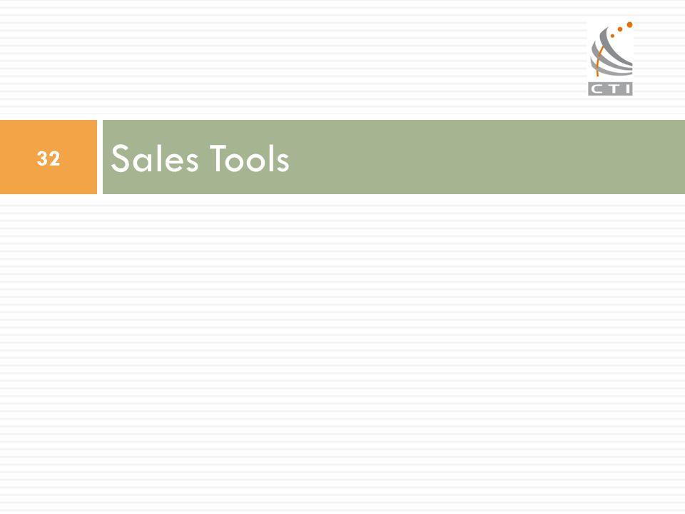Sales Tools 32