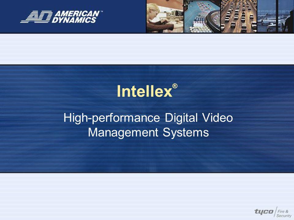What is Intellex.