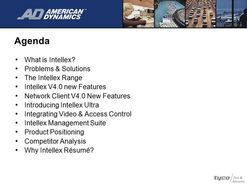 Intellex V4.0 – Network Client