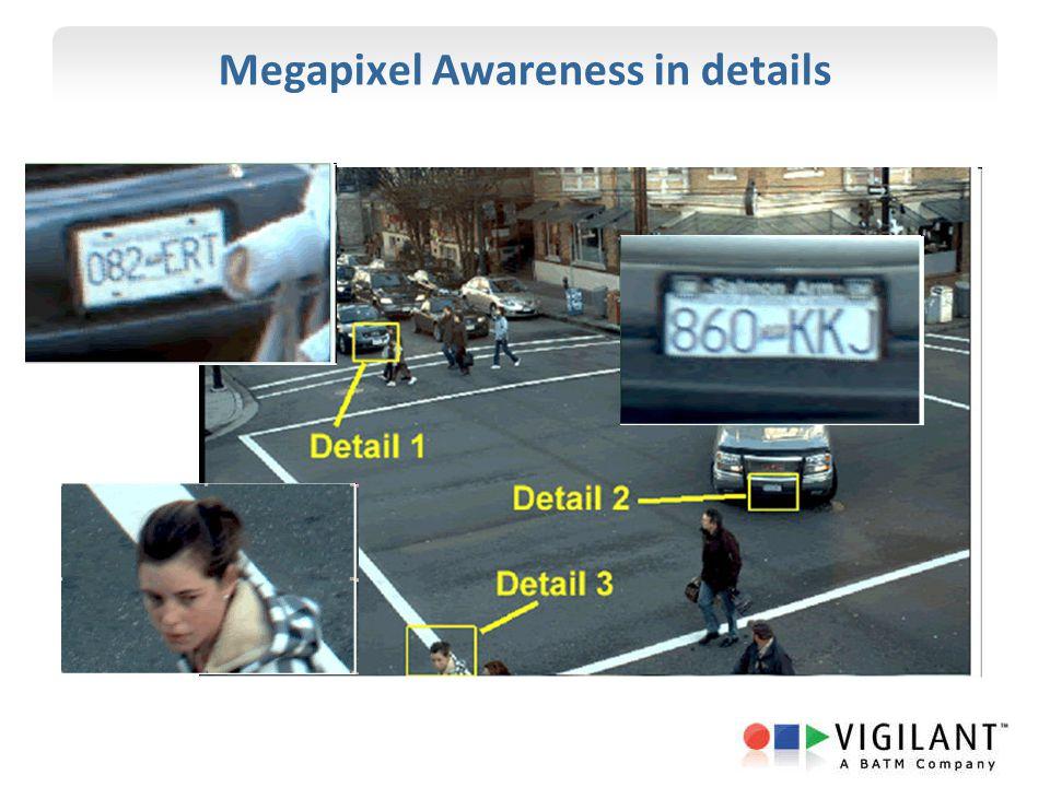 Megapixel Awareness in details