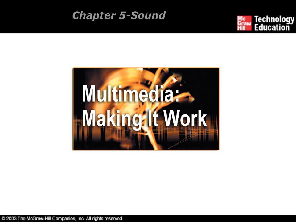Digital Audio Crucial aspects of preparing digital audio files are: Balancing the need for sound quality against available RAM and hard disk resource.