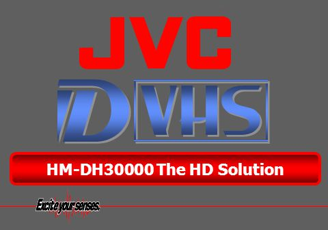 ® HM-DH30000 The HD Solution