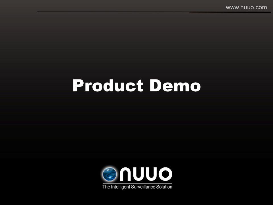 Product Demo