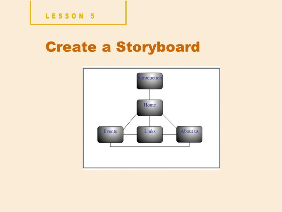 Create a Storyboard