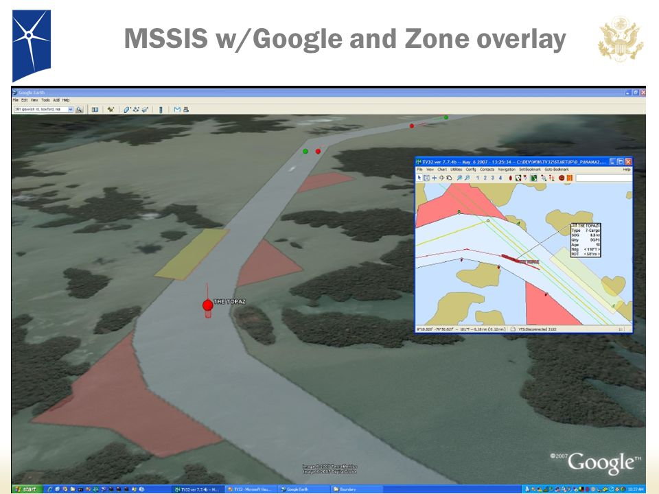 21 MSSIS w/Google and Zone overlay