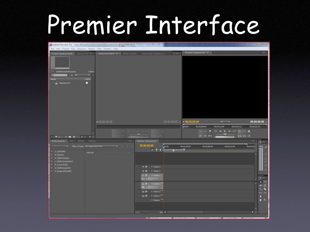 Premier Interface