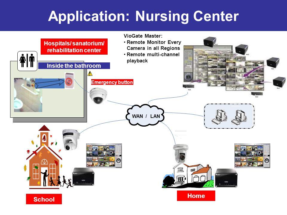 Application: Nursing Center