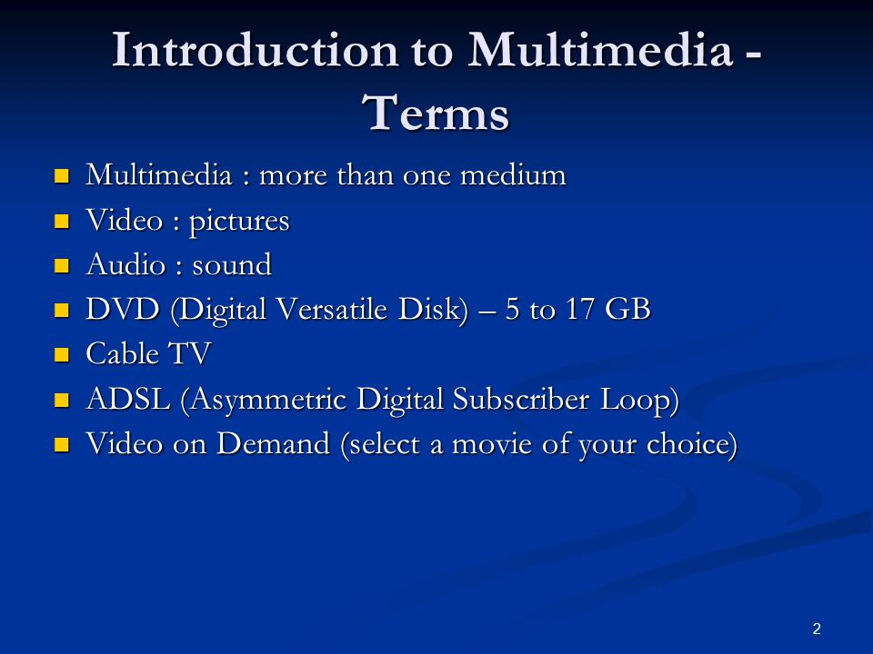 33 Multimedia File Systems (1) Traditional file systems perform an open, several reads and close at the end Traditional file systems perform an open, several reads and close at the end During read operations, processes wait until I/O is finished but timing is not all that important.