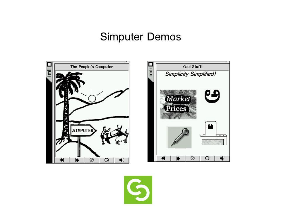 Simputer Demos