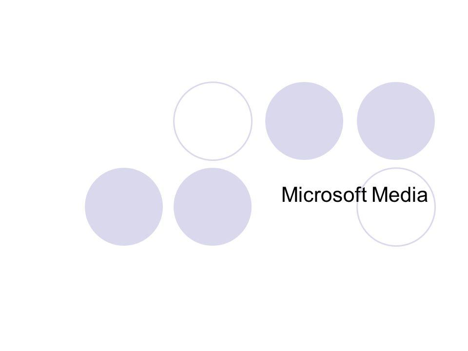 Microsoft Media