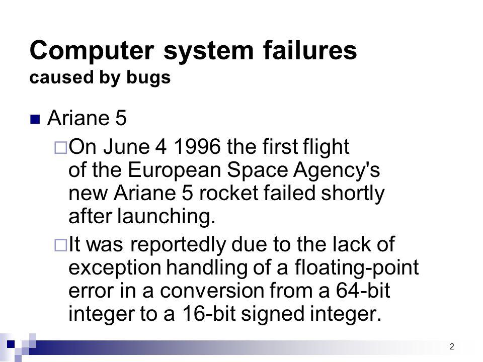 13 Software Testing