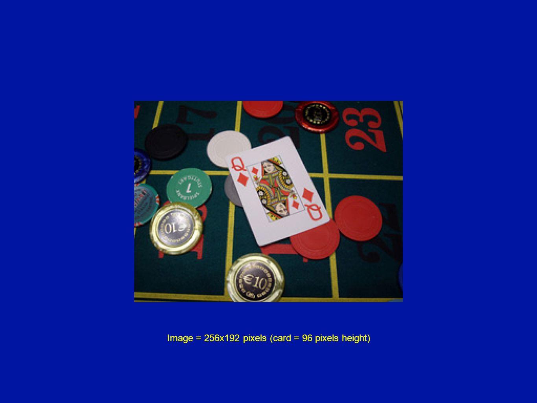 Image = 256x192 pixels (card = 96 pixels height)